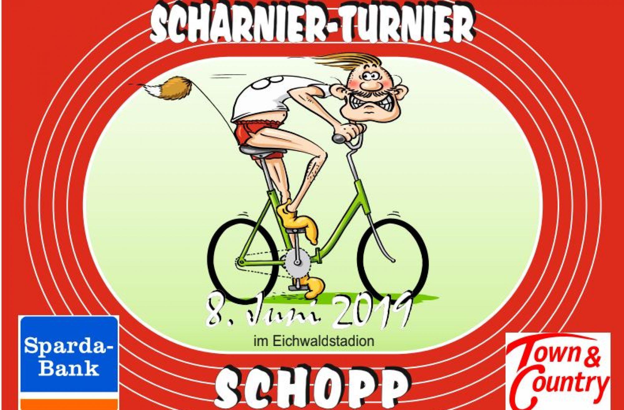 Scharnier-Turnier